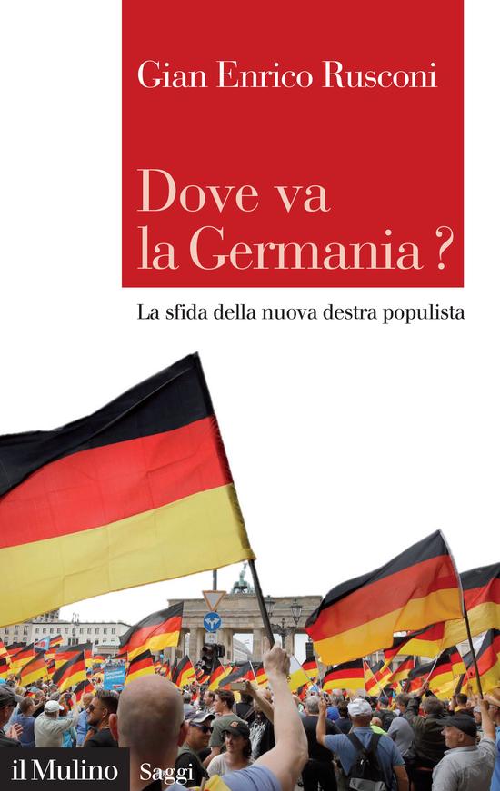 Copertina del libro Dove va la Germania?