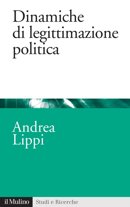 Copertina del libro Dinamiche di legittimazione politica